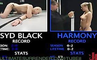 syd dark vs harmony