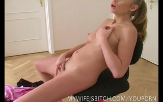 fine wife at home