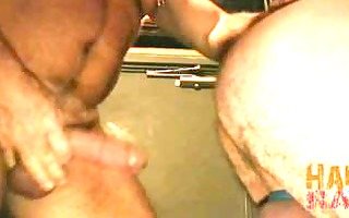 bushy and raw - butch powell and scott fitzpatric
