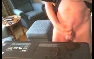 hawt swedish dad on skype