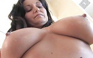 luna and danielle breasty charming lesbians