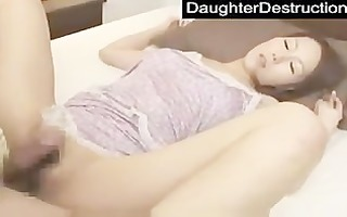 daddy can a good japanese legal age teenager
