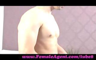 femaleagent. fresh d like to fuck agent t live