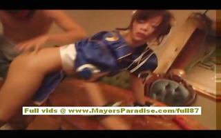japanese cutie acquires blowjobs and fucking hard