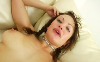 brutal anal lezzs incredibly drilled
