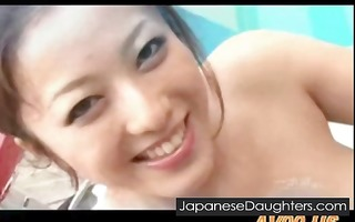 youthful japanese daughter hatefucked hard