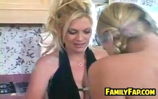 d like to fuck teaching her daughter in law
