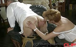 older sex with shaggy mother i and her doctor