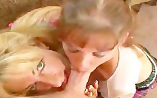 hot mama and slim daughter need big schlong