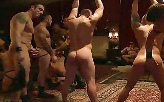 hairless homo slaves got their assholes violated
