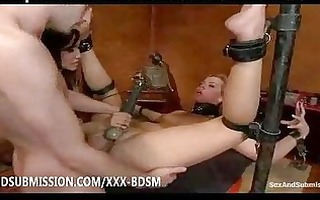 bondage blond hottie receives raunchy dreams