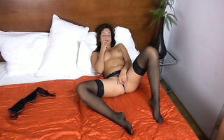 brutal gyno dildos in her love tunnel