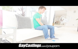 gaycastings blue eyed legal age teenager t live