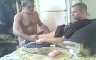 high hung marred twink atm feeds dad
