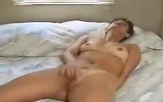 aged dilettante masturbation episode