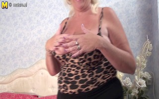 real grandmother lovely her old vagina