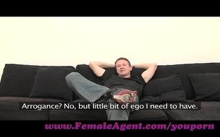 femaleagent. spectacular pounder control