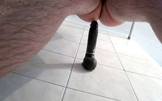 bbc knob in the shower
