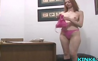 beauty acquiesces to be bound up