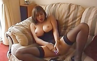 sex crazed breasty mother i whores in nylons play