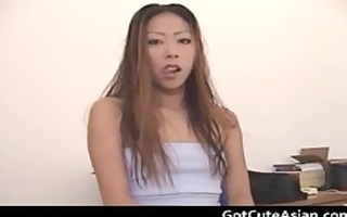 ayako delivers sexy oral-sex oriental
