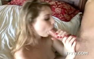 legal age teenager hottie is screwed