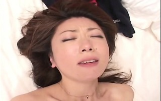 hawt japanese mamma acquires licked and drilled