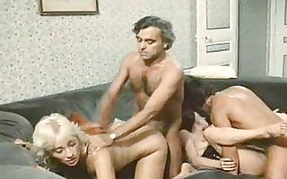 outdoor vintage group sex enjoyment acquires