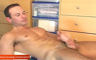 marco serviced in spite of him: acquire wanked