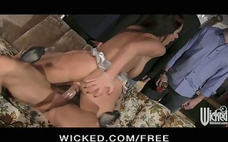 large tit mother i mommy brunette hair wife in
