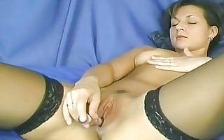 sexy german mama wishes his cum