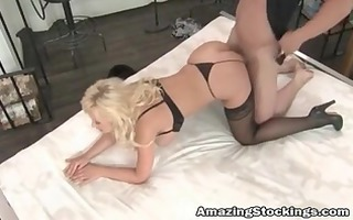 hot golden-haired mother id like to fuck in dark