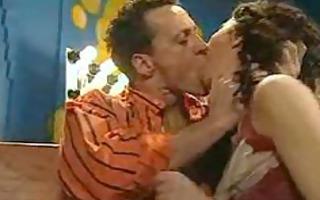 hawt cutie kiss rod - fuck cum oral sex