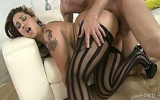 a wonderful anal whore
