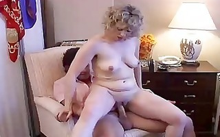 sexy older dilettante loves to fuck