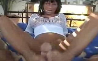 hot samira classy foot rub