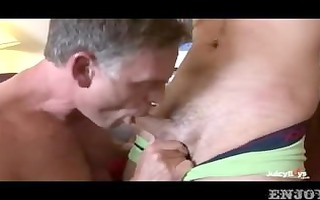 a father tempted by his son