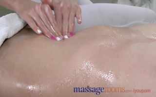massage rooms marvelous young golden-haired legal