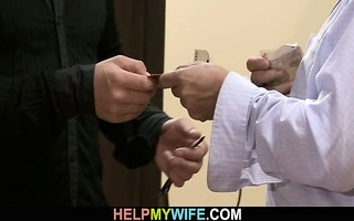 sultry wife rides strangers rod