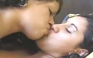 indian lesbo actually precious at giving a kiss