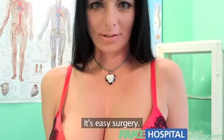 fakehospital breasty hot d like to fuck receives