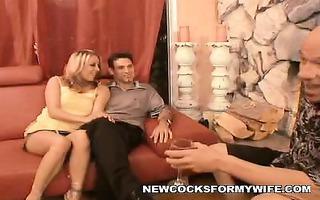 blonde wifes porn
