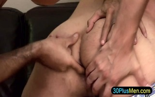 fellow gets rimmed and rammed