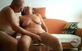old pair recreate hardcore sex