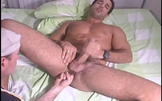 married latino bodybuilder lets me use multiple