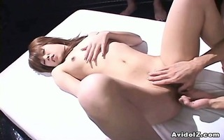 hawt japanese chick is used and abased uncensored
