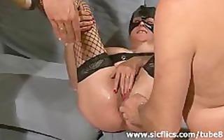 gang team fuck fisted butt ass fucking wench