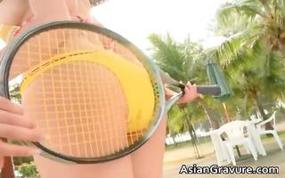 hot nasty big boobed cute teen asian part1