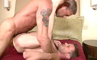 large dicked daddy &; his cum slut
