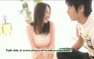 mai uzuki innocent breasty chinese chick receives